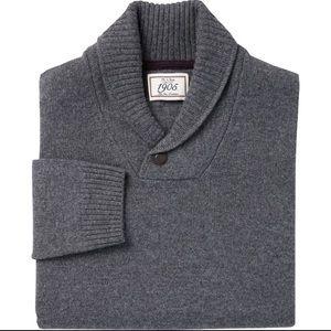 Jos.A.Bank Shawl Collar Sweater